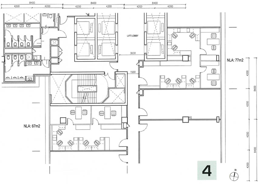office floor plan4