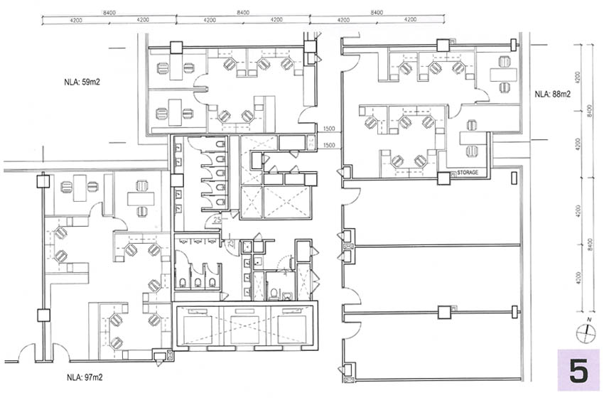 office floor plan5