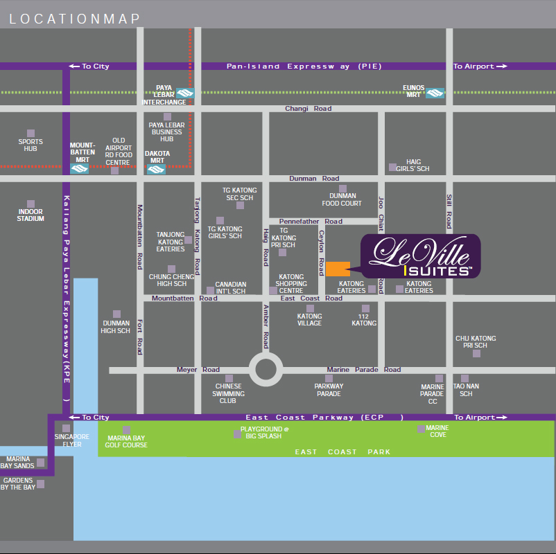 levilleisuites_locationmap